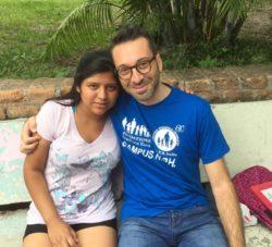 Marco da Basilea, Campus NPH in Honduras