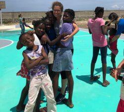 Costanza, campus NPH Haiti