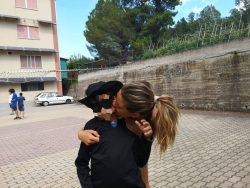 Chiara, campus Calabria